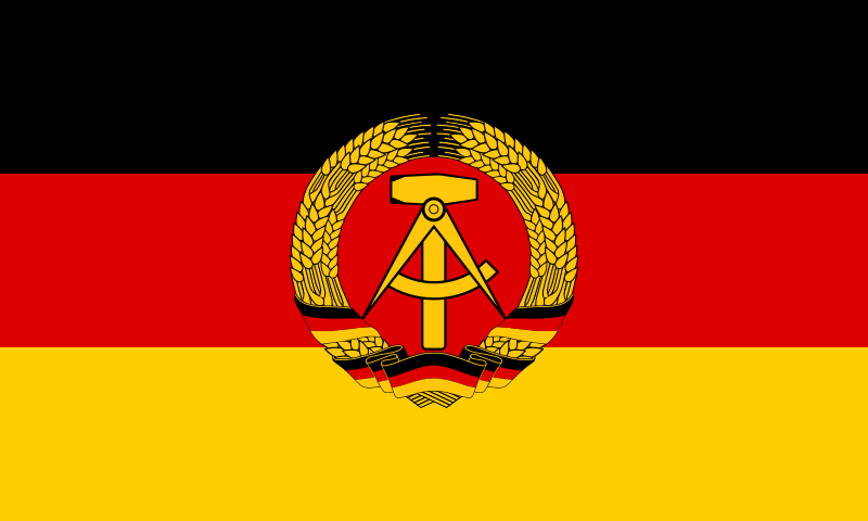 GDR (The area of today thuringia until 1990)